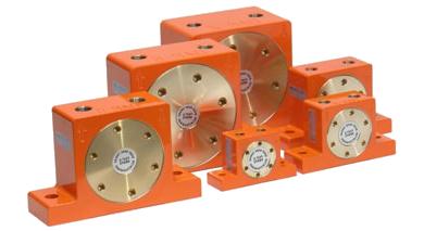 Vibrateurs industriels pneumatiques